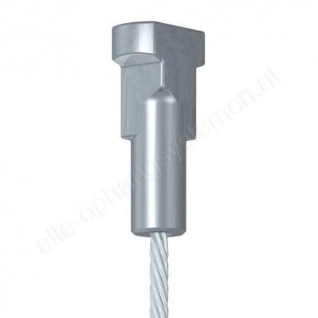 Artiteq Micro staaldraad 1mm met twister