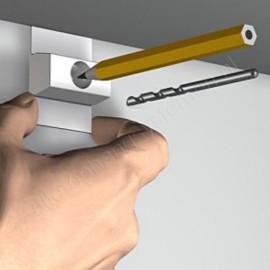 Artiteq Info rail Incl. eindkapjes en materialen