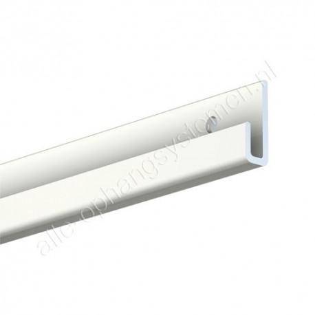 Artiteq J-Rail Classic+ - 200cm (incl. alle schroeven en pluggen)