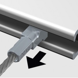 Artiteq Perlon Wire with Twister - 2mm