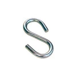 AOS S-Haak gegalvaniseerd staal