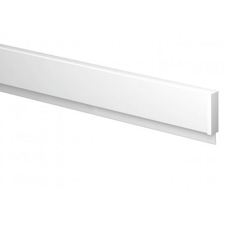Artiteq Info Rail (incl. eindkapjes en bevestigingsmaterialen) - 10kg - 2 kleuren