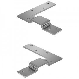 2 Ophang-Winkelhaken voor zware en grote lijsten (Set)
