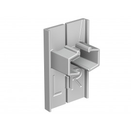 Artiteq Info Rail Endcap - 3 colours