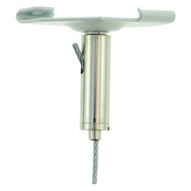 GeckoTeq Suspended ratchet ceiling gripper