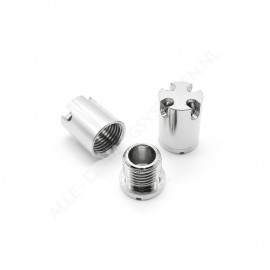 GeckoTeq Screw system ceiling Anchor for 4 wires