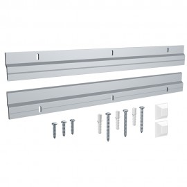 GeckoTeq Z Bar Cleat Systeem Hanging Rail - per set of 2