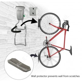 Bicycle Suspension System Set for 1Bicycle & incl. Wall Protector - GSH120