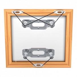 GeckoTeq Anti-Theft System Wooden Frames