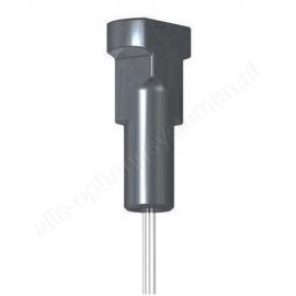 Artiteq Micro perlondraad 1mm met twister