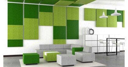 Why hang acoustic panels?